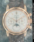 PATEK PHILIPPE PERPETUAL CALENDAR CHRONOGRAPH MOONPHASE 3970
