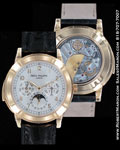 PATEK PHILIPPE PERPETUAL CALENDAR MINUTE REPEATER MOONPHASE 5074