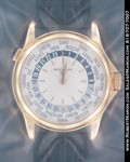 PATEK PHILIPPE WORLDTIMER 5110 18K YELLOW GOLD