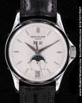 PATEK PHILIPPE MOONPHASE DATE 5125