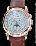 PATEK PHILIPPE PERPETUAL CALENDAR CHRONOGRAPH MOONPHASE 5970