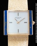 PATEK PHILIPPE VINTAGE MENS 18K YELLOW GOLD