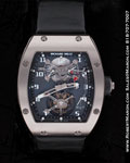 RICHARD MILLE RM002 TOURBILLON TITANIUM