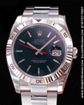 ROLEX OYSTER PERPETUAL DATEJUST TURN-O-GRAPH 116264