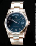 ROLEX OYSTER PERPETUAL DAY-DATE 118205