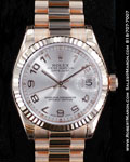 ROLEX LADIES OYSTER PERPETUAL DATEJUST 178275