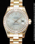ROLEX OYSTER PERPETUAL DATEJUST 17913