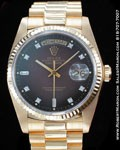 ROLEX OYSTER PERPETUAL DAY-DATE 18038