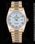 ROLEX OYSTER PERPETUAL DAY-DATE 18338