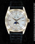 ROLEX OYSTER PERPETUAL MOONPHASE 6062 SD