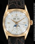 ROLEX OYSTER PERPETUAL MOONPHASE 6062 YG