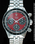 ROLEX DAYTONA RED DIAL