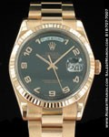 ROLEX OYSTER PERPETUAL DAY-DATE 118235