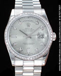 ROLEX OYSTER PERPETUAL DAY-DATE PLATINUM