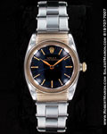 """ROLEX VINTAGE OYSTER PERPETUAL """"HOODED LUGS"""""""