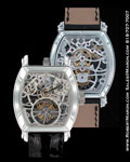 VACHERON CONSTANTIN 3-DATE TOURBILLON SKELETON