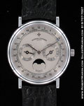 VACHERON CONSTANTIN MOONPHASE CHRONOMETER 646123